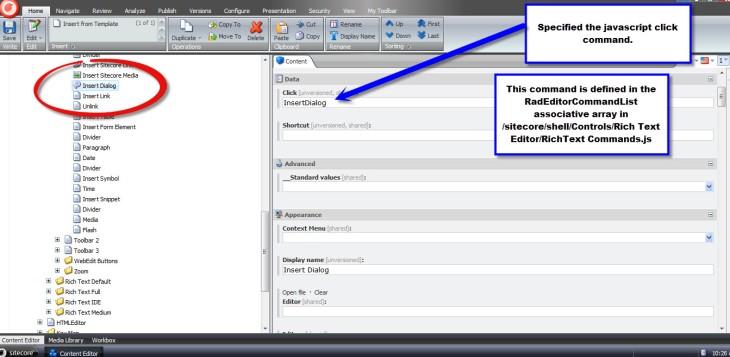 Insert Dialog Html Editor Button 1