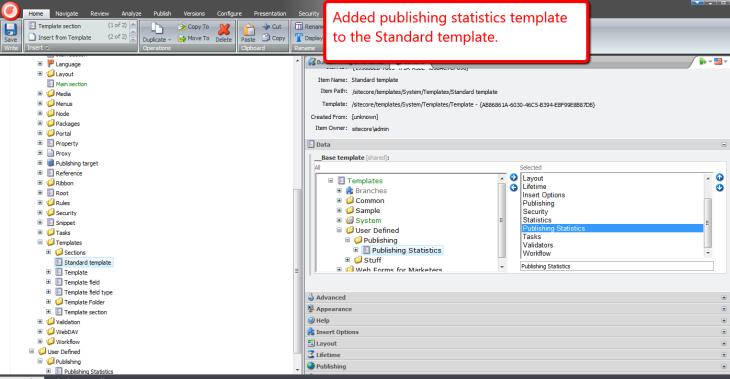 add-publishing-stats-standard-template
