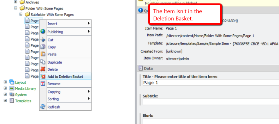 Toggle-Not-In-Deletion-Basket