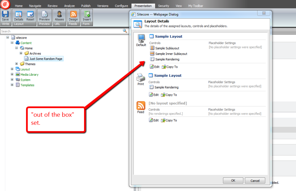 Swap Out Sitecore Layouts and Sublayouts Dynamically Based on a Theme (2/6)