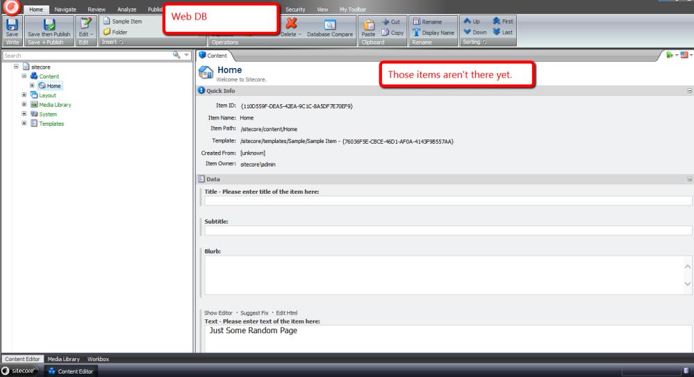 Publish Items With the Sitecore Item Web API Using a Custom ResolveAction itemWebApiRequest Pipeline Processor (2/4)