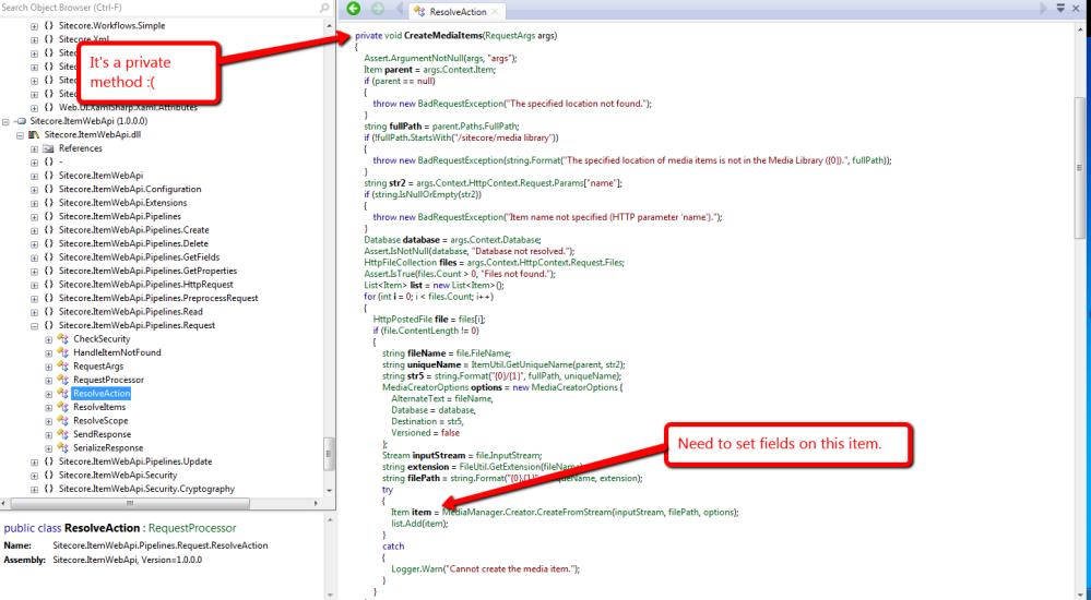 Set New Media Library Item Fields Via the Sitecore Item Web API (1/5)