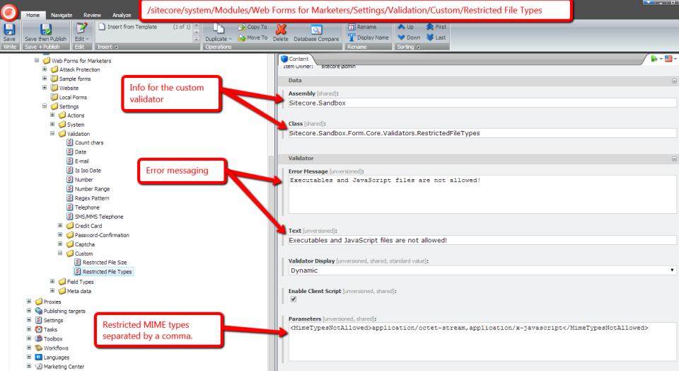 restricted-file-types-validator