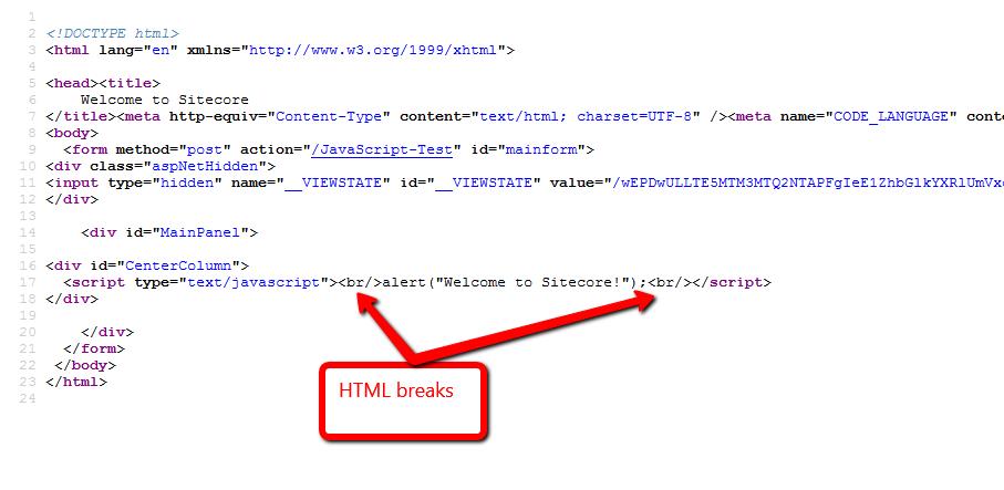Omit HTML Breaks From Rendered Multi-Line Text Fields in