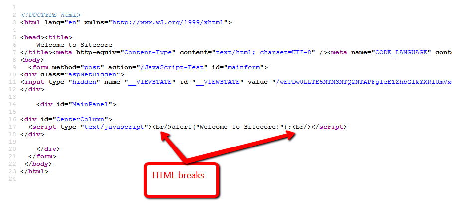 html-breaks-in-rendered-value
