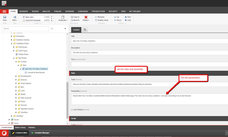 create-validator-in-sitecore